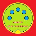 USB OTG MIDI BRIDGE icon