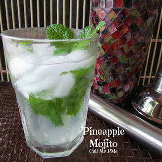 Coconut Mojito / Call Me PMc {for a crowd}