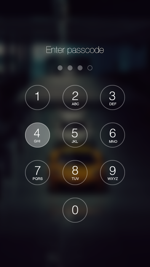 iphone 5 can t set lock screen wallpaper images