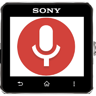Google Voice Search SmartWatch