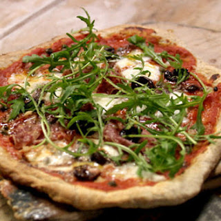 Tom's Quick Pizza