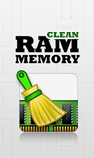 Clean RAM Memory Capture d'écran