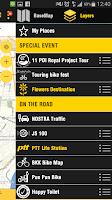 Screenshot of NOSTRA Map Thailand