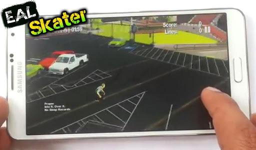 EAL Skater