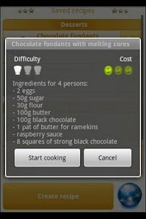 Cook Assistant Lite- screenshot thumbnail