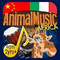 Animal Music Italian & Chinese icon