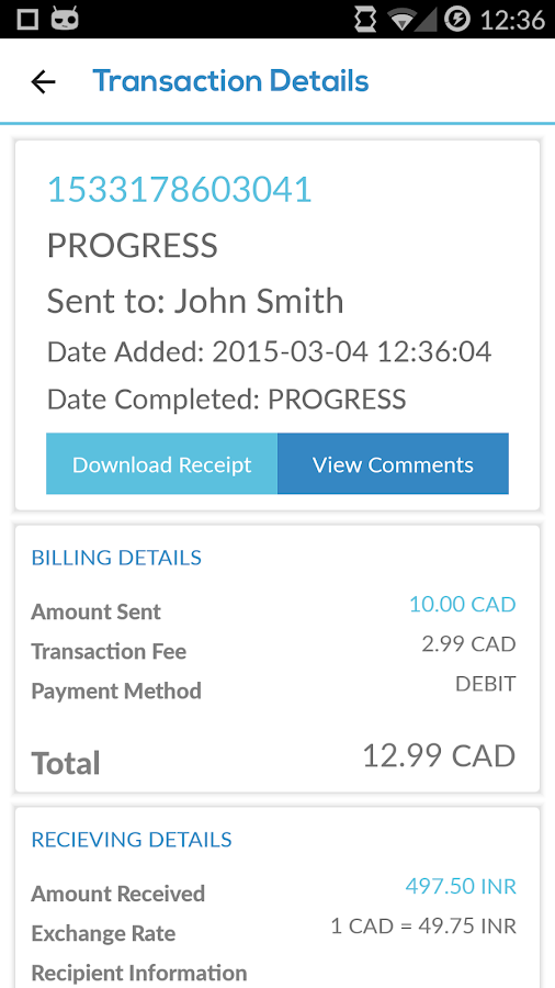 how to add new recipient to rbc interac transfer