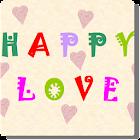 HAPPY LOVE - Love Test icon