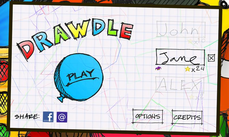Drawdle- screenshot