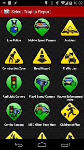 Trapster APK for Blackberry