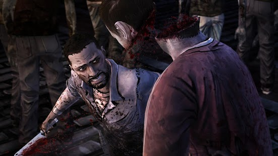The Walking Dead: Season One- gambar mini tangkapan layar