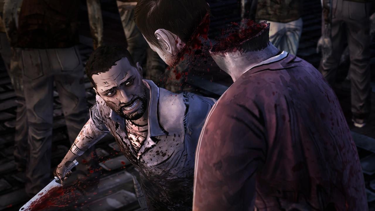 The Walking Dead: Season One screenshot #23