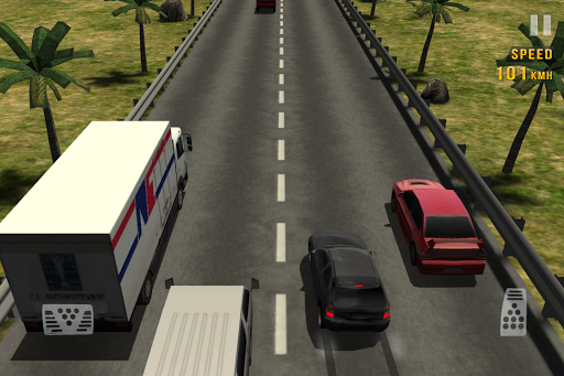 Traffic Racer  captures d'écran 5
