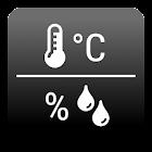 Temperature / Humidity Widget icon