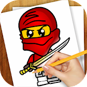 Learn To Draw Lago Ninjago
