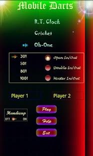 Mobile Darts Trial- screenshot thumbnail
