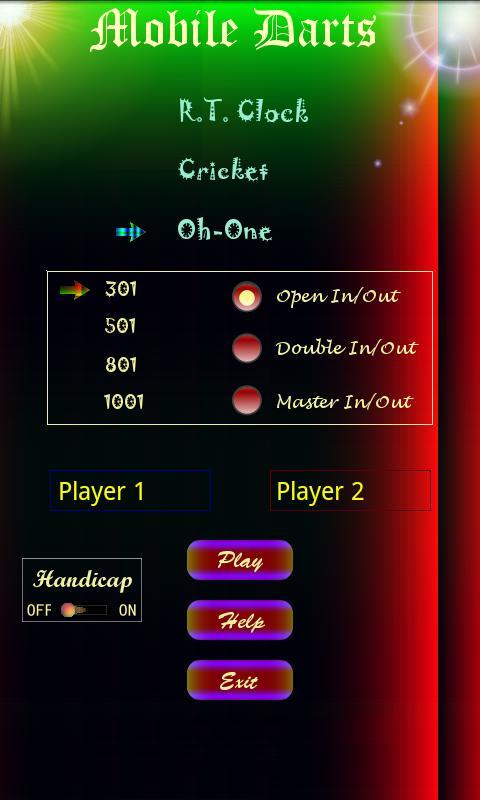 Mobile Darts Trial- screenshot