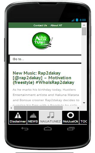 NAIJA MUSIC SITES
