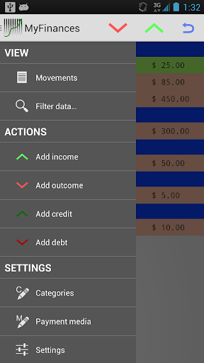 My Finances Wallet Manager +