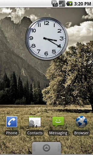 免費個人化App|Modern Clock Widget|阿達玩APP