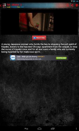 Horror Movies Free 1.0 screenshot 218233