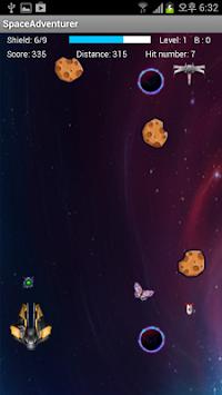 SpaceAdventurer apk screenshot