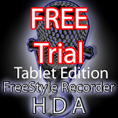 FreeStyle Recorder Tablet FREE