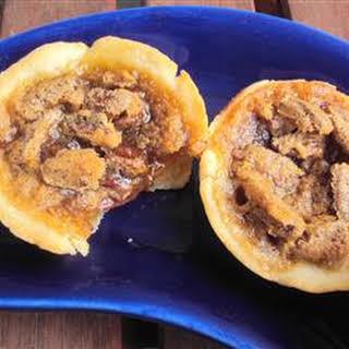 Pecan Pie Tarts.