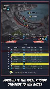 Motorsport Manager Mobile Screenshot