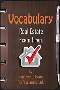 Real Estate Vocabulary Review- screenshot thumbnail