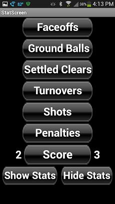 Team Lacrosse Statisticsのおすすめ画像3