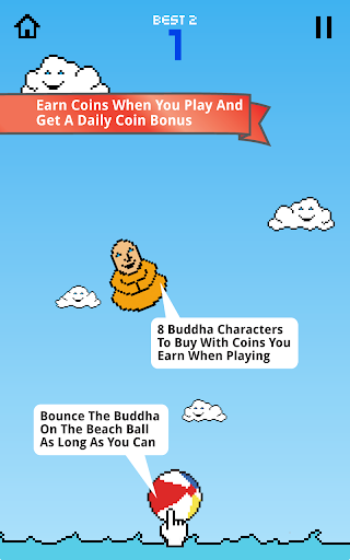Bouncy Buddha