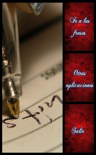 Frases y citas de la vida