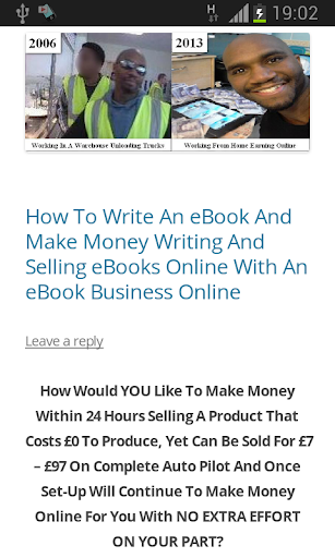 How To Write An eBook Book