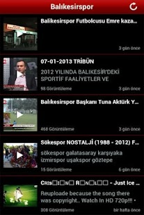 Balıkesirspor - screenshot thumbnail