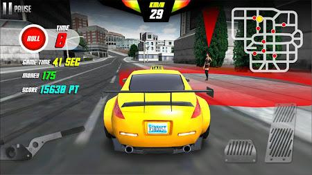 Taxi Drift 1.0 screenshot 43657