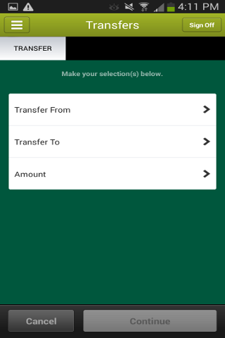 Pioneer-Mobile Banking - screenshot