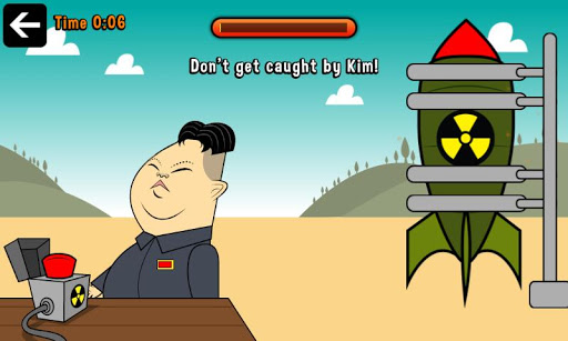 Stop Kim Jong Un the dictator
