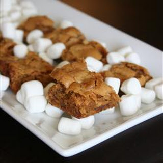 Disappearing Marshmallow Brownies