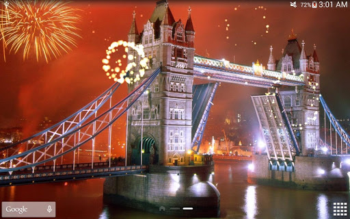 New Year Fireworks LWP (PRO) 1.3.1 screenshots 21