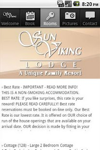 Sun Viking Lodge- screenshot thumbnail
