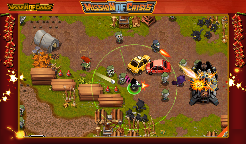 Mission Of Crisis - screenshot