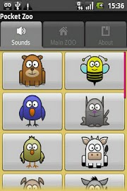 Animals soundboard Screenshot 1