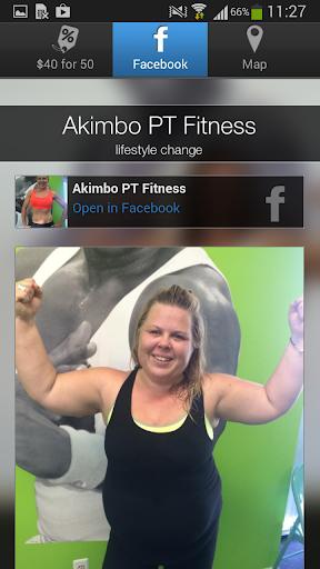 【免費商業App】Akimbo PT Fitness-APP點子