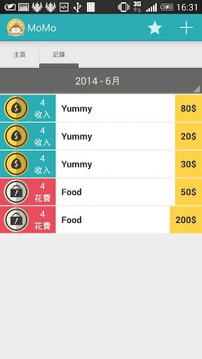 玩生活App|MoMo 寵物記帳免費|APP試玩