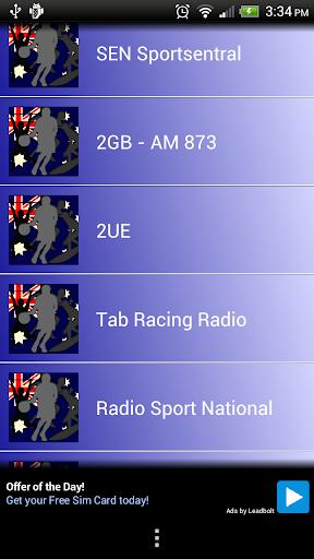 Australian Sports Radio