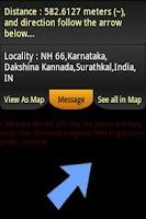 Screenshot of Locate Friends