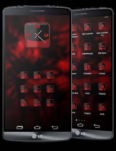 SC 166 Red Dark
