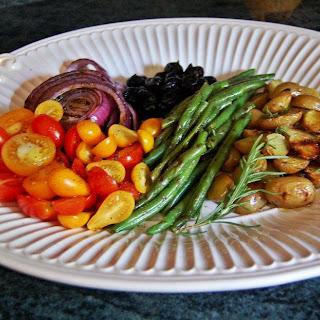Sicilian Grilled Salad.