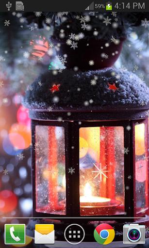 Christmas Snow Live Wallpaper 1.1.3 screenshots 6